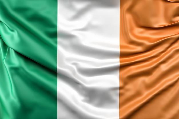 アイルランドの国旗 無料写真