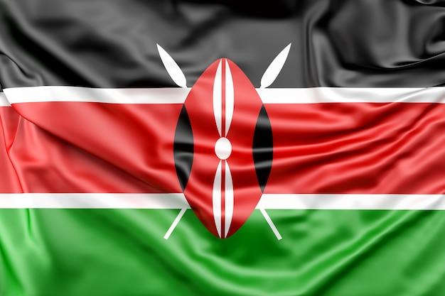 Флаг кении Бесплатные Фотографии