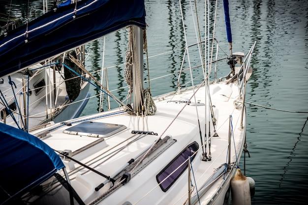 Передняя палуба яхты Бесплатные Фотографии