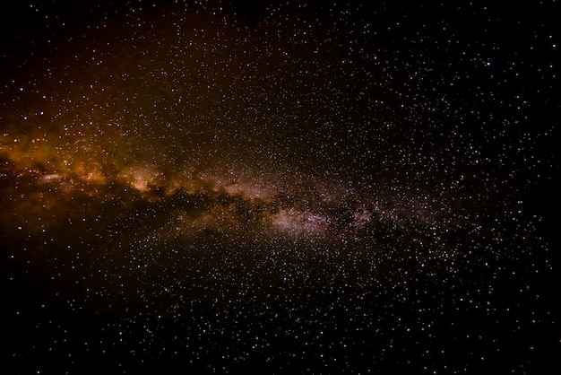 天の川 無料写真