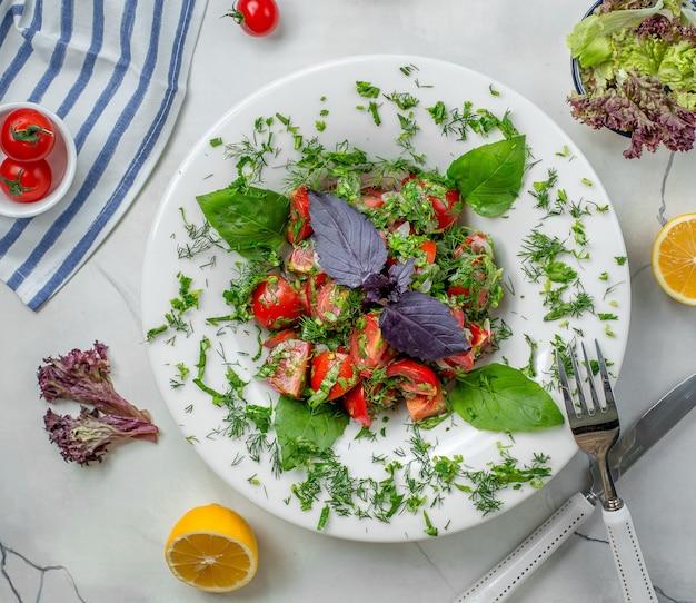 野菜サラダ 無料写真
