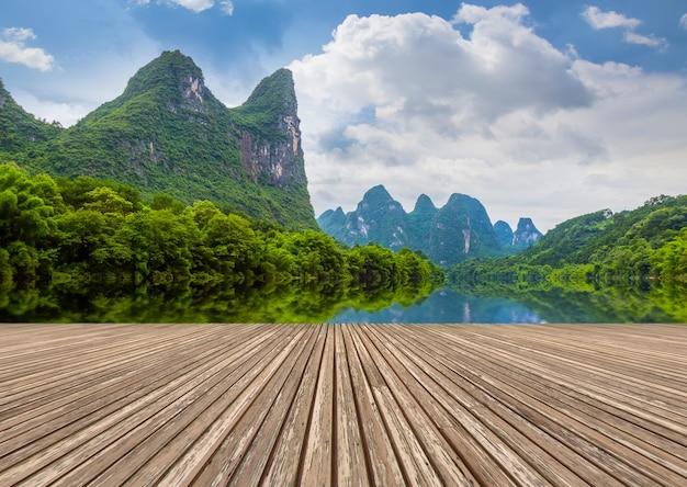 自然の風景の里田舎の竹屋外 無料写真