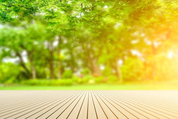 Зеленый вид на парк Бесплатные Фотографии