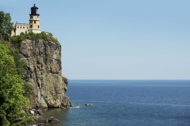スプリットロック灯台 無料写真