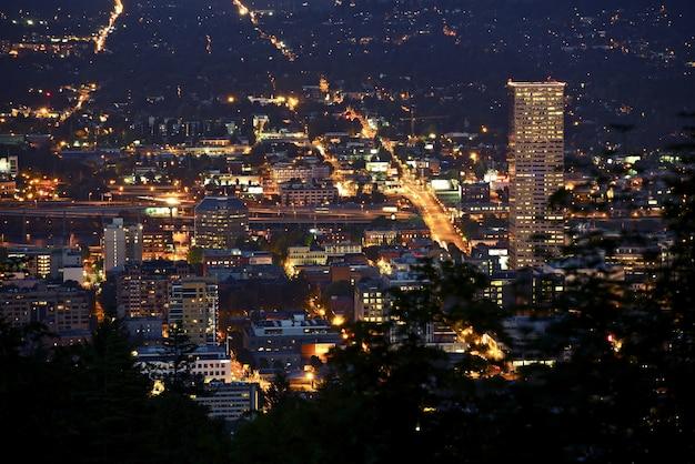 オレゴン州ポートランド 無料写真