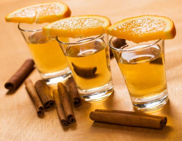 ウイスキーショット 無料写真