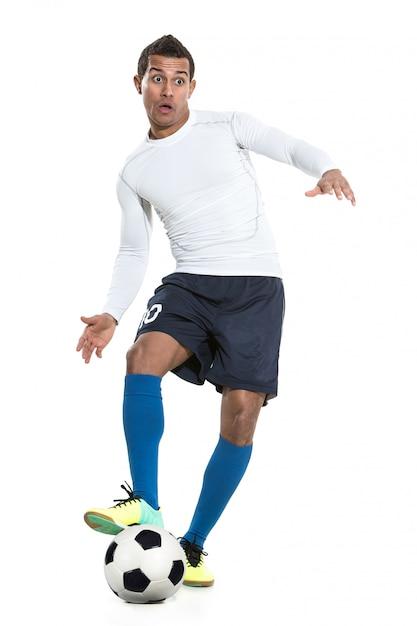 サッカー選手 無料写真