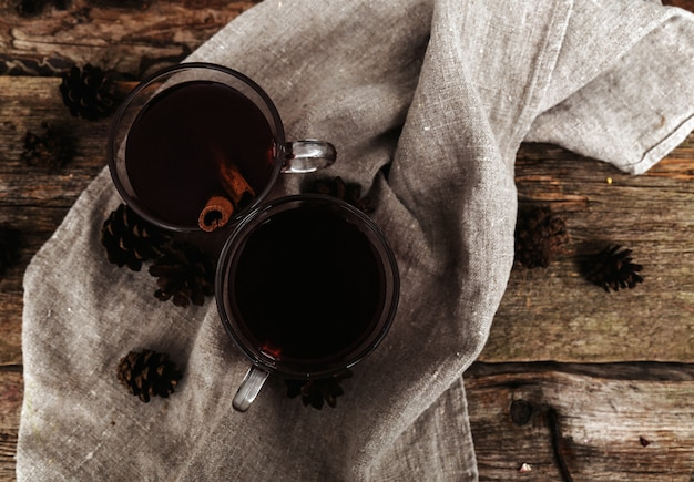 一杯のワイン 無料写真