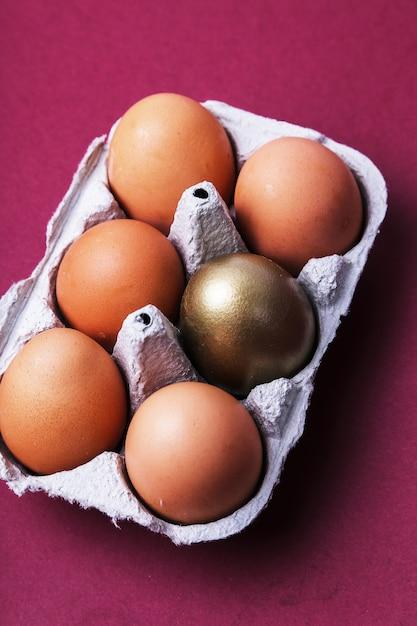 Золотое яйцо Бесплатные Фотографии