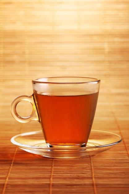 熱いお茶 無料写真