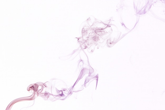 美しい抽象的な煙の背景 無料写真