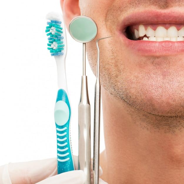 歯科 無料写真