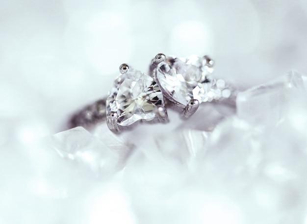 Бриллиантовое кольцо Бесплатные Фотографии