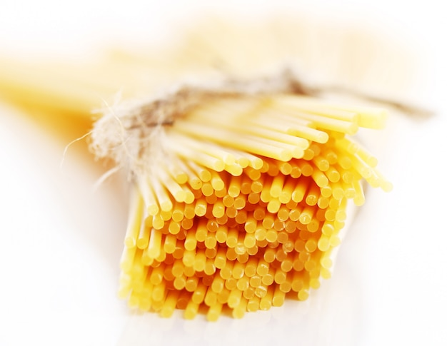 Сырые спагетти Бесплатные Фотографии