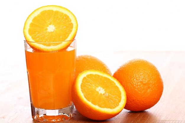 Свежий апельсиновый сок Бесплатные Фотографии