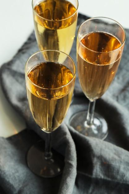 Бокал шампанского Бесплатные Фотографии