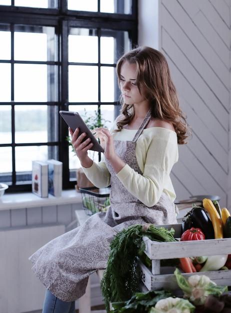 Женщина кухни Бесплатные Фотографии