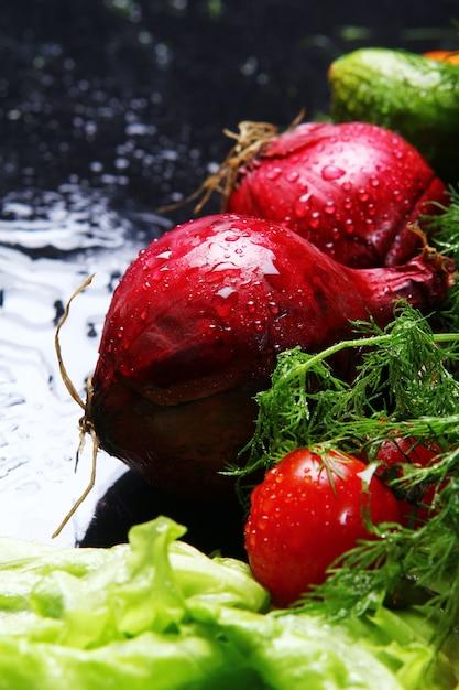 新鮮な野菜 無料写真
