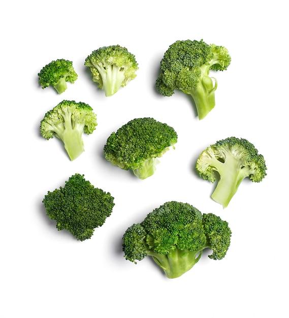 新鮮なブロッコリー野菜 無料写真