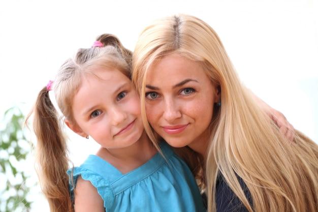 Две красивые сестры Бесплатные Фотографии
