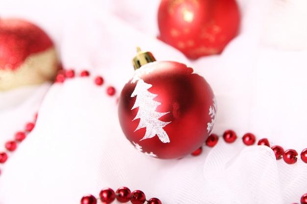 装飾クリスマスボール 無料写真