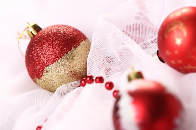 Декоративные новогодние шары Бесплатные Фотографии
