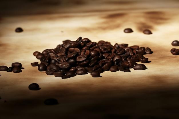 Куча кофейных зерен Бесплатные Фотографии