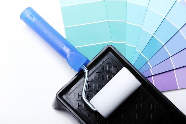 Цветовая палитра, каталог или схема и ролик Бесплатные Фотографии