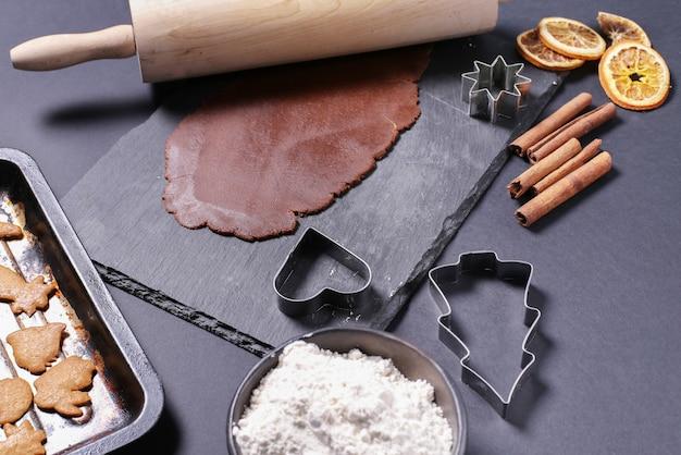 Приготовление печенья Бесплатные Фотографии