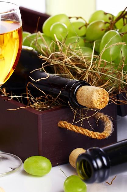 Красивая винная композиция Бесплатные Фотографии