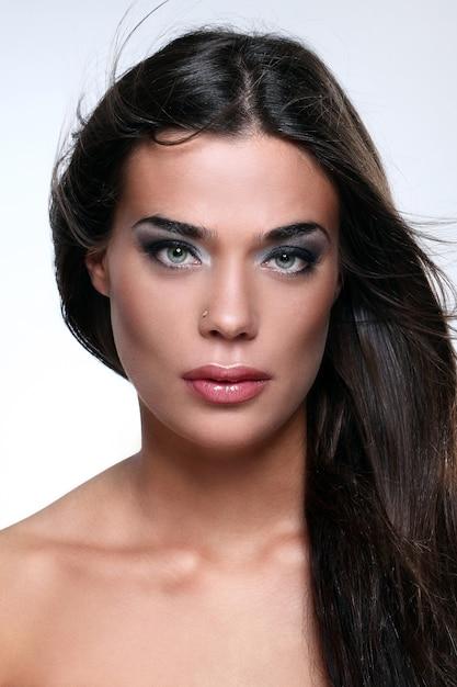 Портрет красивой женщины Бесплатные Фотографии