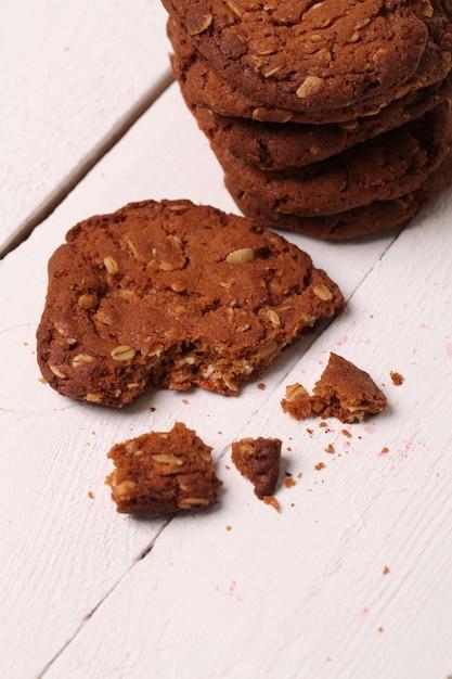 クッキーの山 無料写真