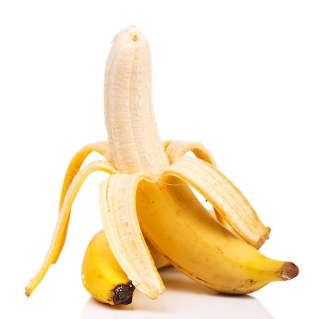 おいしいバナナ 無料写真