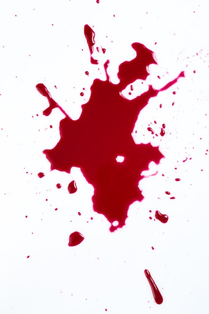 Всплеск крови Бесплатные Фотографии