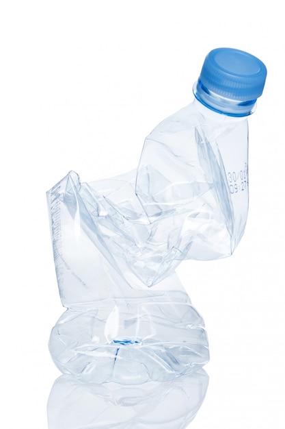 利用。空の水のボトル 無料写真
