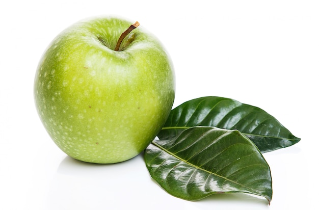 テーブルの上のリンゴ 無料写真