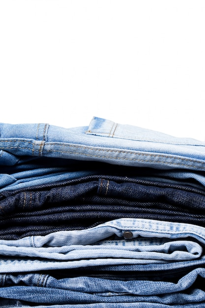 Куча джинсов Бесплатные Фотографии