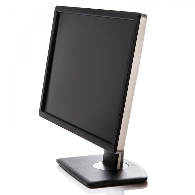 Широкоэкранный монитор Premium Фотографии