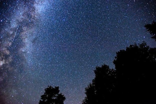 ディープスカイ天体写真 Premium写真