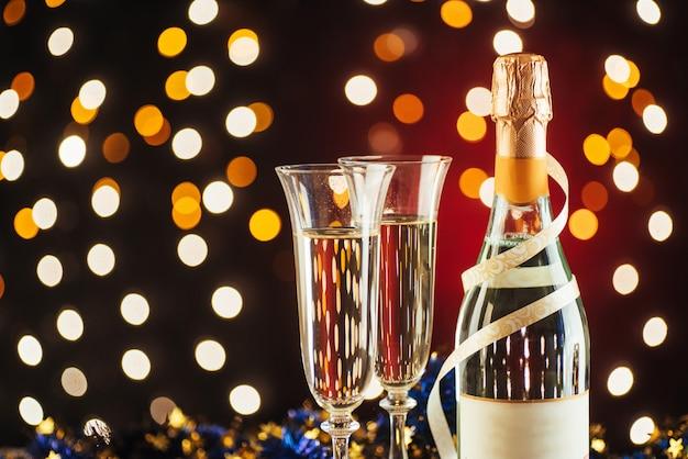 新年のお祝い Premium写真