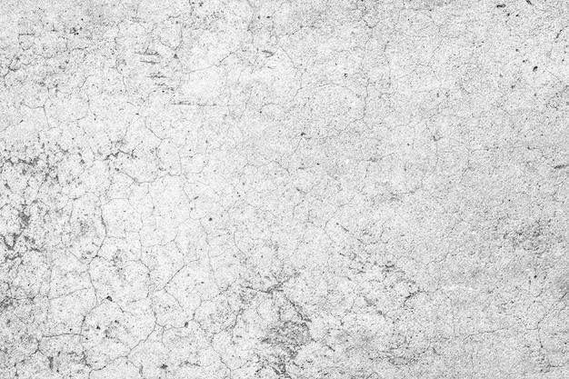 グランジコンクリート壁の白とグレーの色 Premium写真