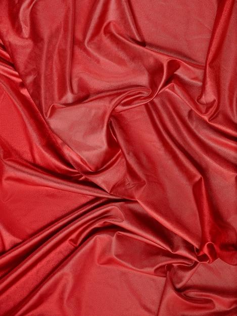 赤い抽象布 無料写真