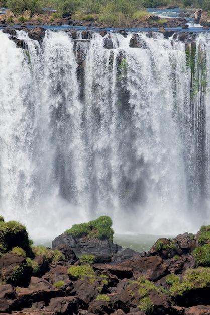 イグアスの滝 Premium写真