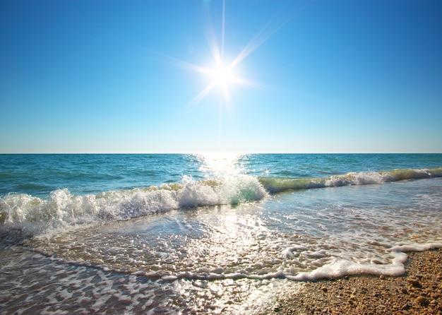 Море расслабиться Premium Фотографии