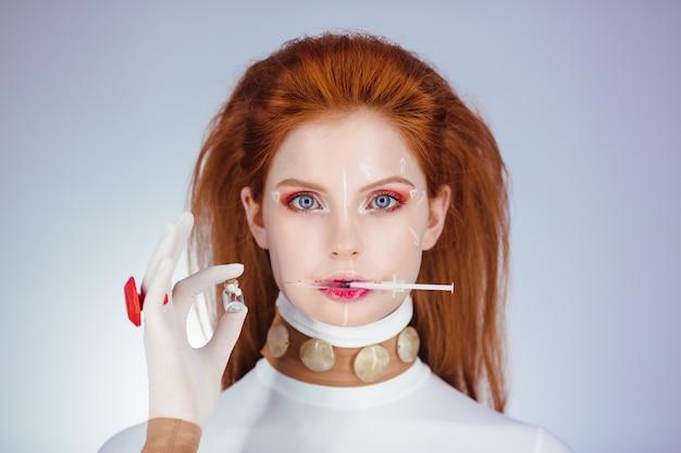 形成外科のコンセプト Premium写真