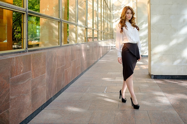 Деловая женщина наряд для офиса Бесплатные Фотографии