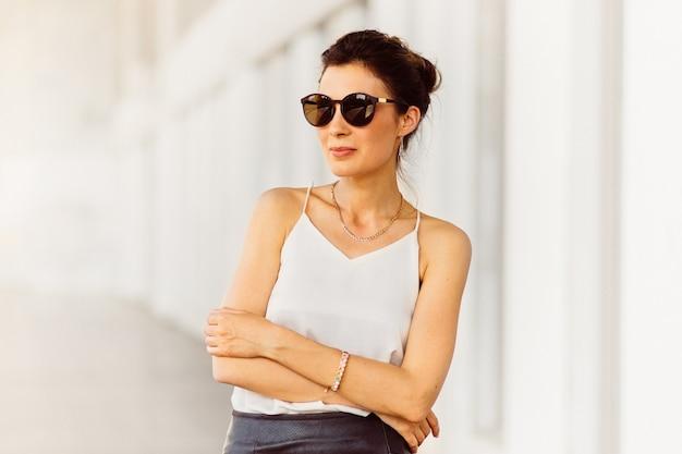 Портрет деловой женщины Бесплатные Фотографии
