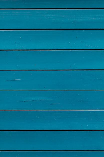 Голубая зеленая текстура дерева Premium Фотографии