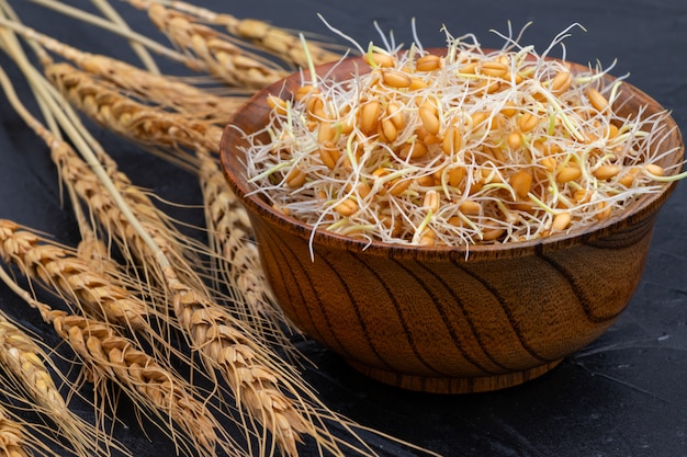 Рецепт браги на пшенице без дрожжей