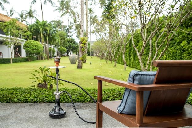 Курить кальян в отпуске Бесплатные Фотографии